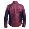 All New Spider Man Real Leather Jacket 2