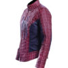 All New Spider Man Real Leather Jacket 3