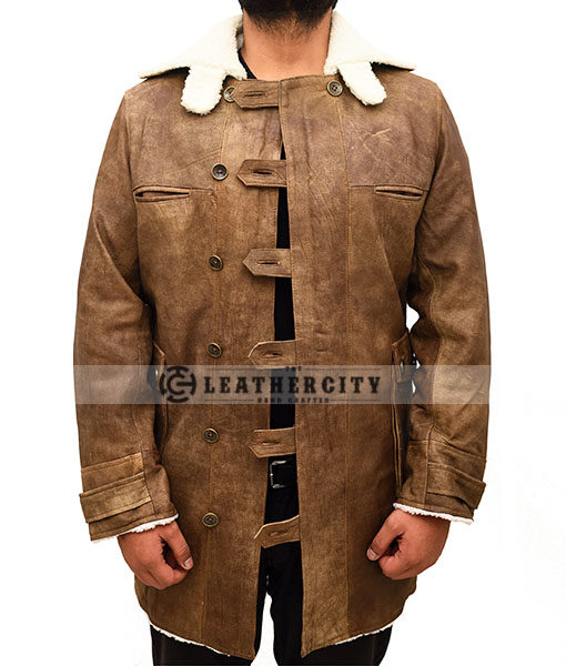 47a899b8d270 Bane s Coat from The Dark Knight Rises - Tom Hardy Jacket - TLC