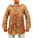 Bane's Coat from Dark Knight Rises front