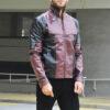Deadpool Leather Jacket Worn by Ryan Reynolds 5