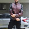 Deadpool Leather Jacket Worn by Ryan Reynolds 6