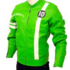 Men's Ben 10 Slim Fit Leather Jacket left