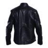 Men's Superman Man Of Steel Leather Jacket 2