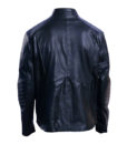 Men's Superman Smallville Jacket Black 2