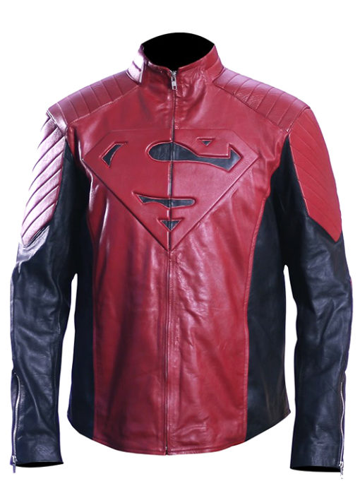 Men's Tom Welling Superman Smallville Jacket 1
