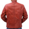 Men's Tom Welling Superman Smallville Jacket back