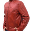 Men's Tom Welling Superman Smallville Jacket right
