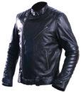 Men's david beckham real leather jacket 1