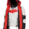 The Batman Arkham Knight Jason Todd Cosplay Jacket 2