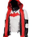 The Batman Arkham Knight Jason Todd Cosplay Jacket 2