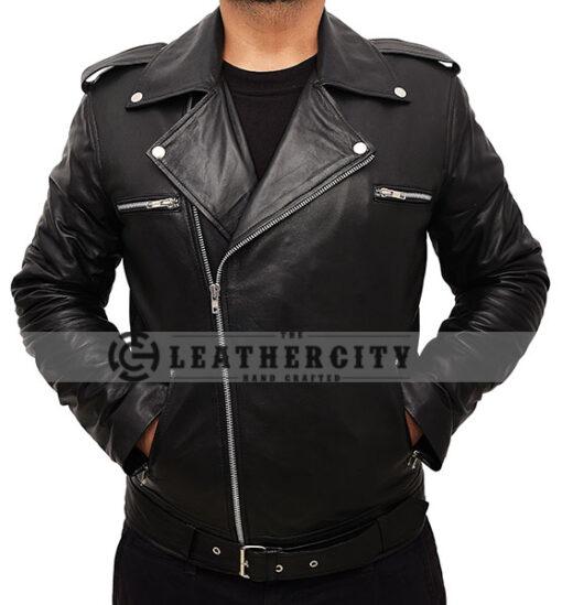 The Walking Dead's Negan Leather Jacket