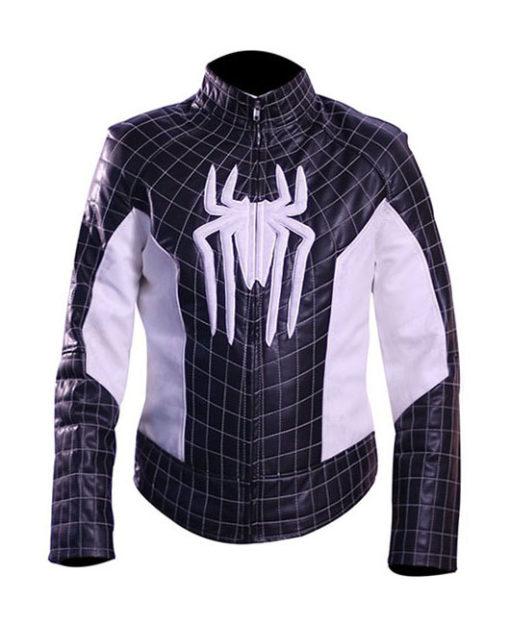TheLeatherCity Spider Man Jacket 1