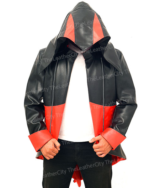 Connor Kenway Assassin's Creed 3 Jacket