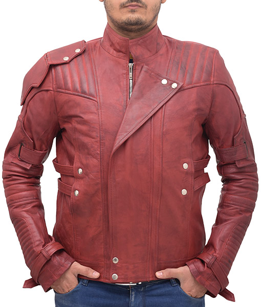 Star Lord Jacket front