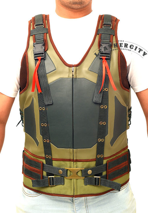 The Dark Knight Rises – Tom Hardy Bane Vest front