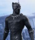 Black Panther Leather Jacket 2
