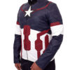 Chris Evan's Avengers Age of Ultron Captain America Jacket Right