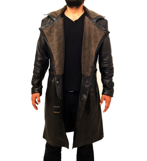Blade Runner 2049 Ryan Gosling S Jacket Coat With Real