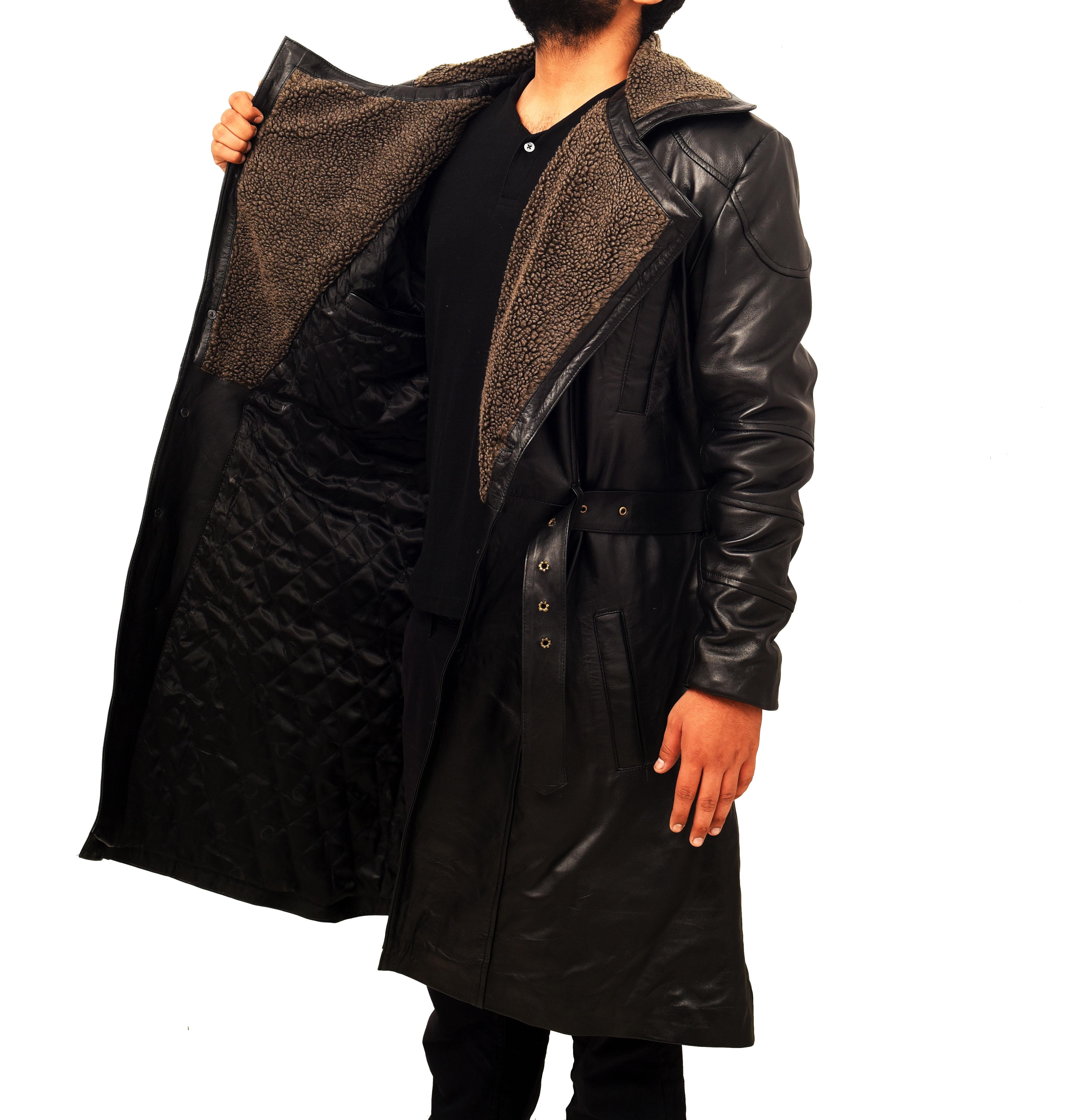 34c1b798b Ryan Gosling Blade Runner 2049 Coat