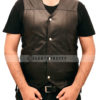 Daryl Dixon Angel Wings Vest. Front