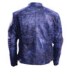 Mens Designers Smallville Jacket back