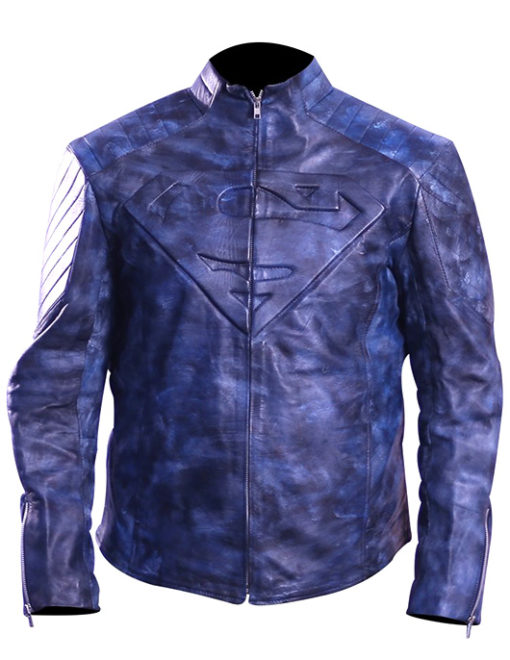 Mens Designers Smallville Jacket front