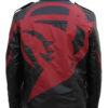 Men's Prototype 2 Leather Jacket back
