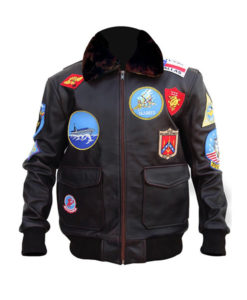 Top Gun 2 Maverick Leather Jacket