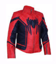 New Spider Genuine Leather Jacket left