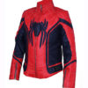 New Spider Genuine Leather Jacket right