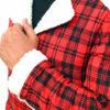 Deadpool Ryan Reynolds Red Jacket closure