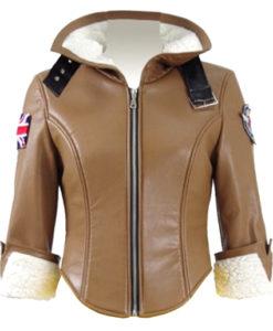 Tracer Leather Jacket