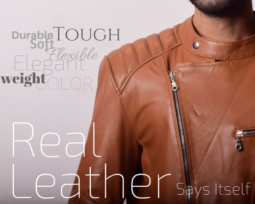 Real Leather Features - TheLeatherCity.com