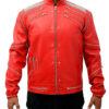 Michael Jackson Beat It Leather Jacket