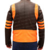 X MEN Origins Wolverine Jacket Back