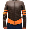 X MEN Origins Wolverine Jacket Front