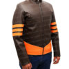 X MEN Origins Wolverine Jacket Left