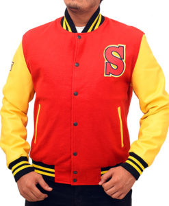 Smallville Crows Varsity Jacket