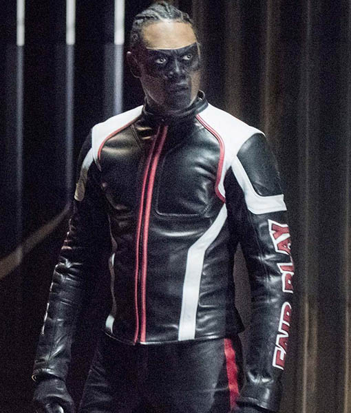 Fair Play Mister Terrific Michael Holt Jacket