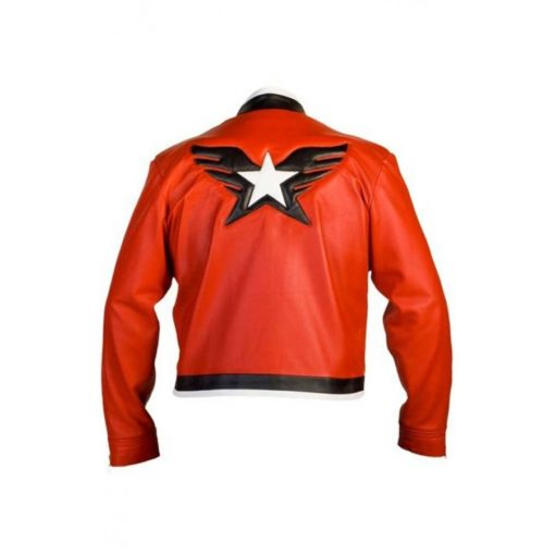 The King of Fighters XIV Rock Howard Jacket