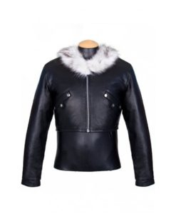 Final Fantasy XIII Snow Villiers Leather Jacket