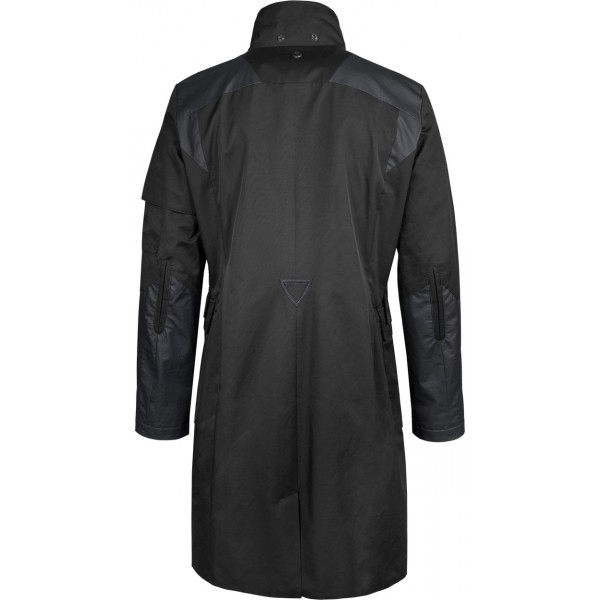 Adam Jensen Human Revolution Long Trench Coat