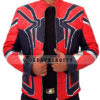 Avengers Infinity War Spiderman Armored Costume Jacket