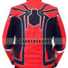 Avengers Infinity War Spiderman Armored Costume Jacket BAck