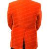 Kingsman's Taron Egerton Orange Tuxedo (6)