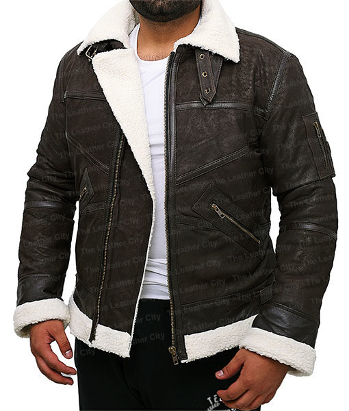 Power 50 Cent Leather Jacket (5)