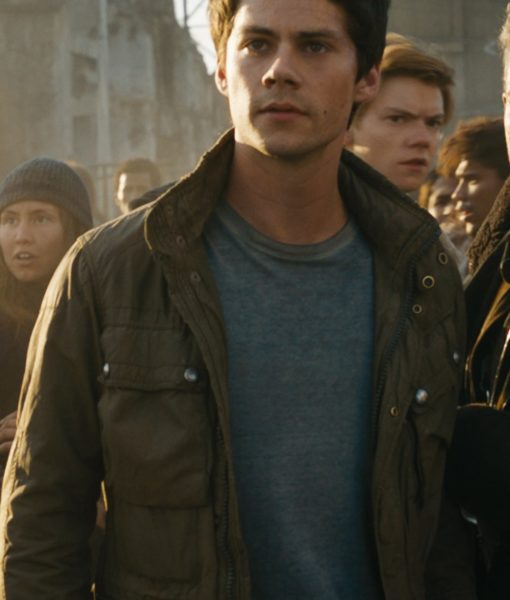 MAZE RUNNER: THE DEATH CURE Thomas Jacket