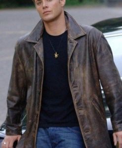 Supernatural's Dean Winchester Leather Jacket