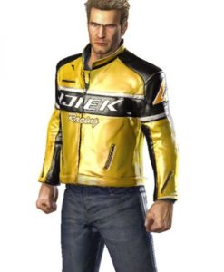Chuck Greene Dead Rising 2 Jacket